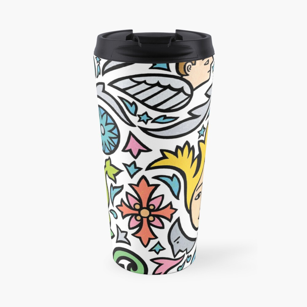 In the sky tonight Travel Mug