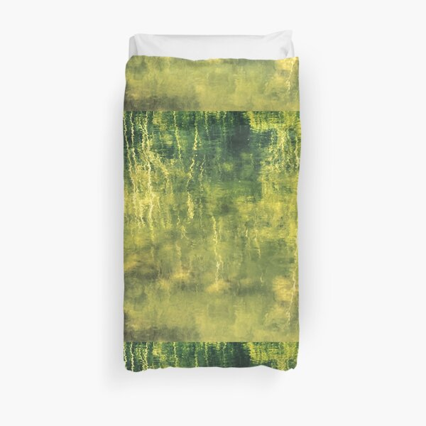 nature's canvas.... by Phil Darby Duvet Cover