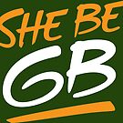 She Be GB by gstrehlow2011