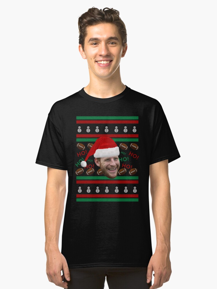 Carson Wentz Christmas Sweater Philadelphia Eagles Lightweight