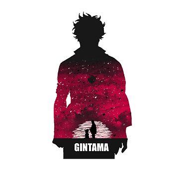 Gintama - Gintoki by Ojouka