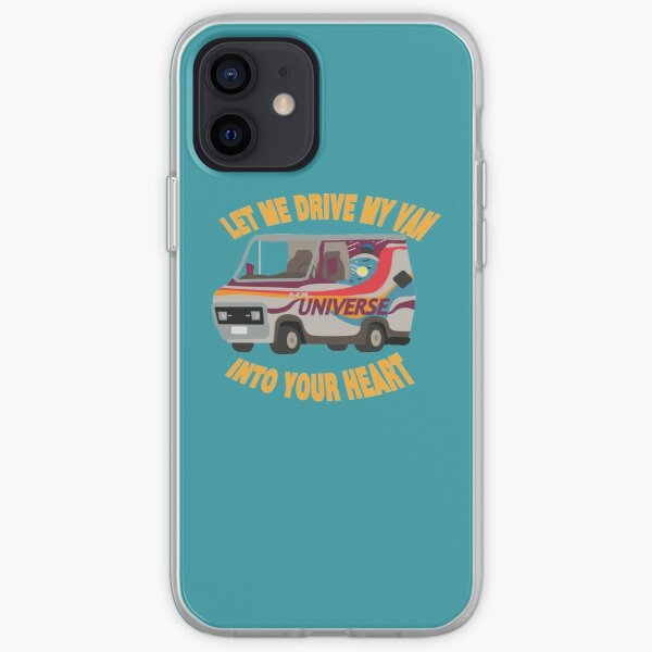 Let Me Drive My Van Into Your Heart iPhone Soft Case