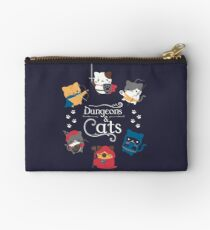 Dungeons and Cats Studio Pouch