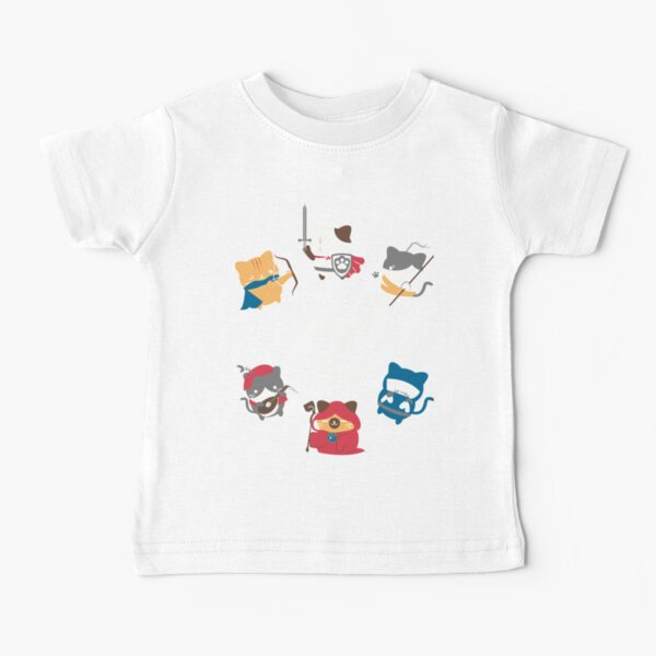 Dungeons and Cats Baby T-Shirt