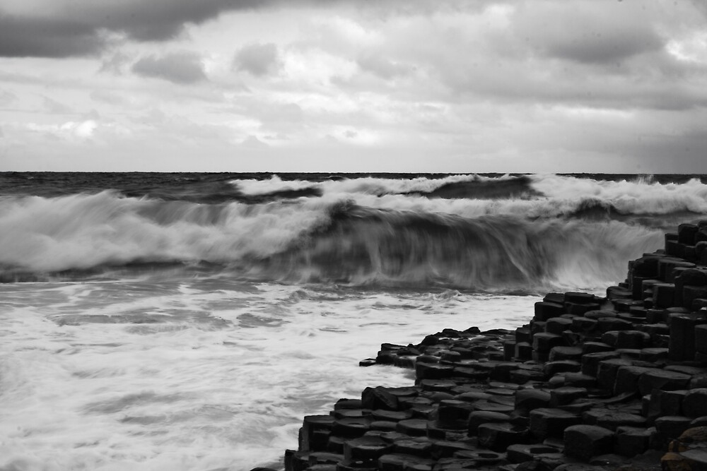 Hostile Shore  by JoandBen