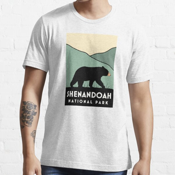 Shenandoah National Park Essential T-Shirt