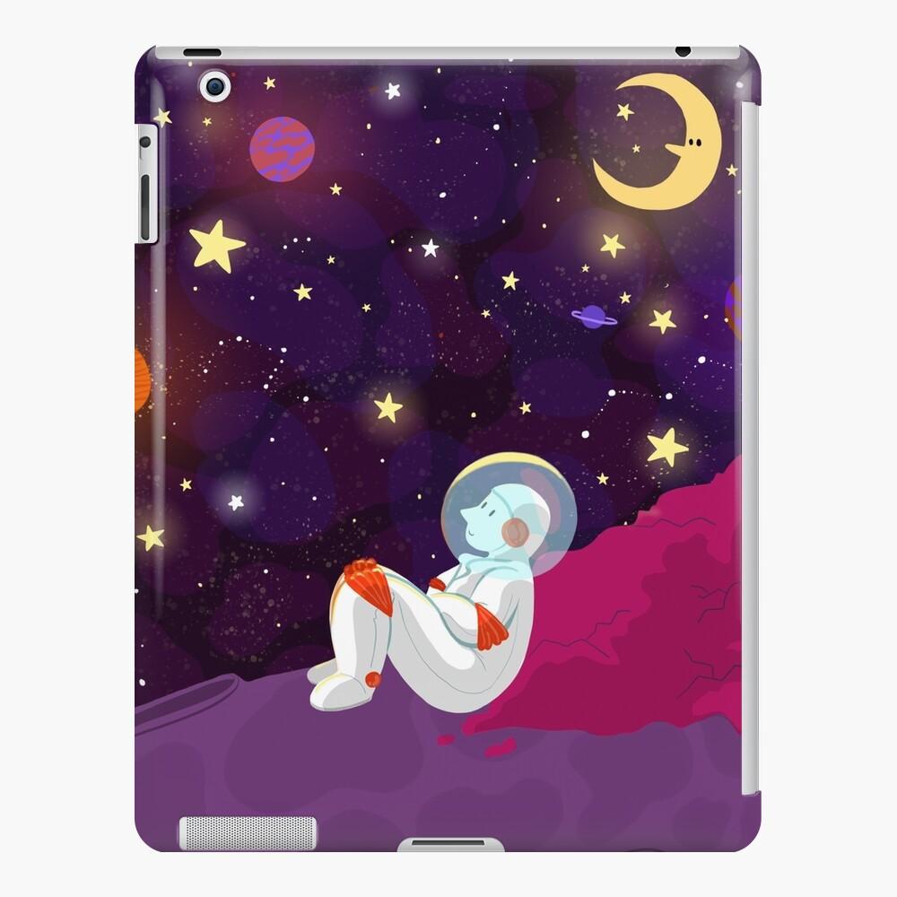 Coque et skin adhésive iPad «The little astronaut»