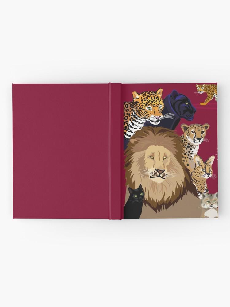 Alternate view of I Am Thankful For Felidae Hardcover Journal