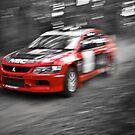 Warp Speed by Adrian Jeffs