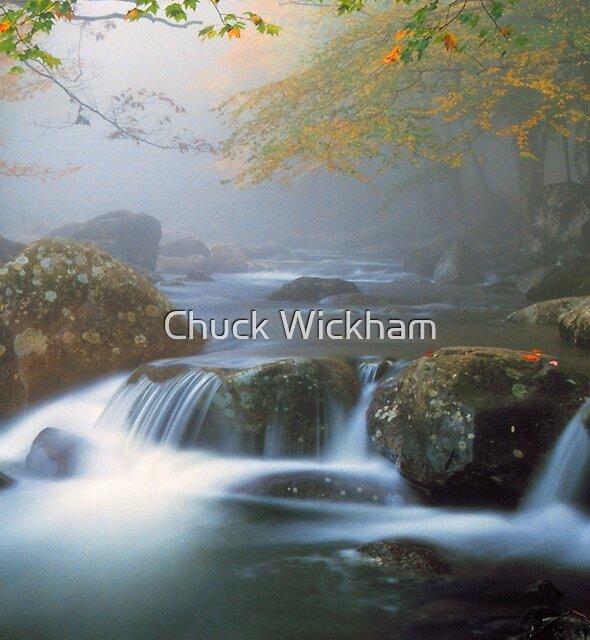 TOUCHING CALM* by Chuck Wickham