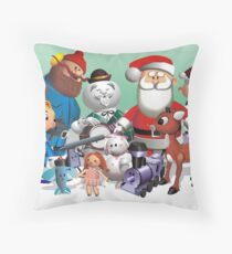 Holiday Fun Throw Pillow