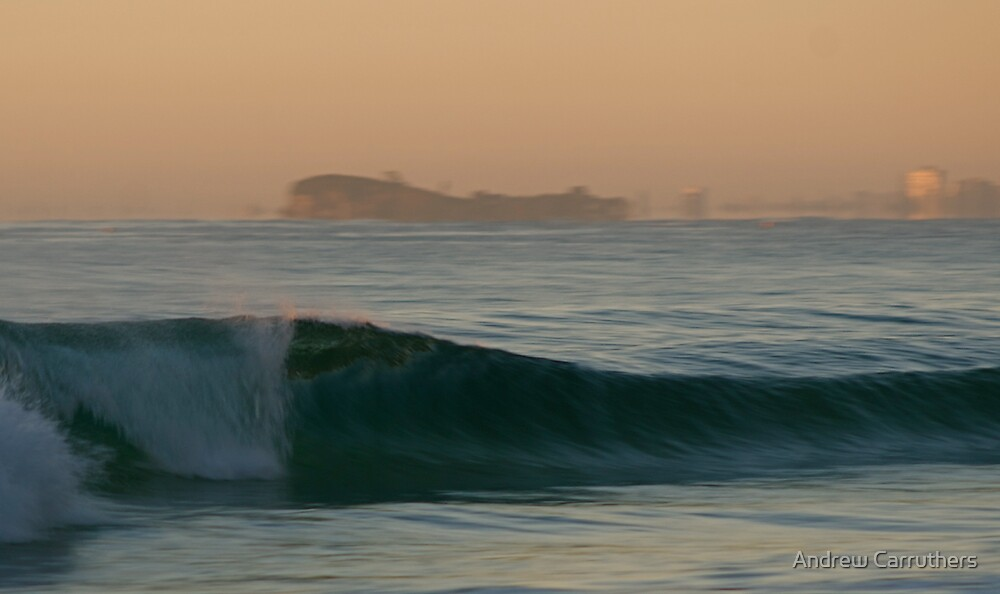 early wave by Andrew Carruthers