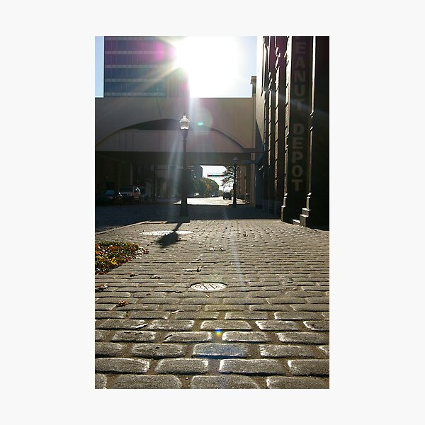 The only cobble left Photographic Print