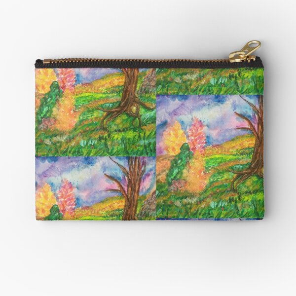 Nature Lover Zipper Pouch
