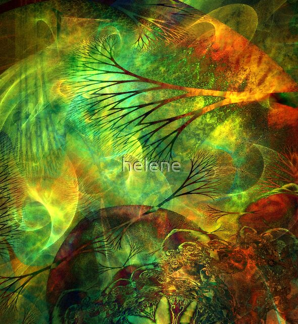 Earth song 13 by helene