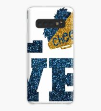 love 2 cheer cheerleading Case/Skin for Samsung Galaxy