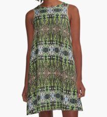 Junglist Passive A-Line Dress