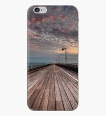 Sunrise On Ryde Pier iPhone Case