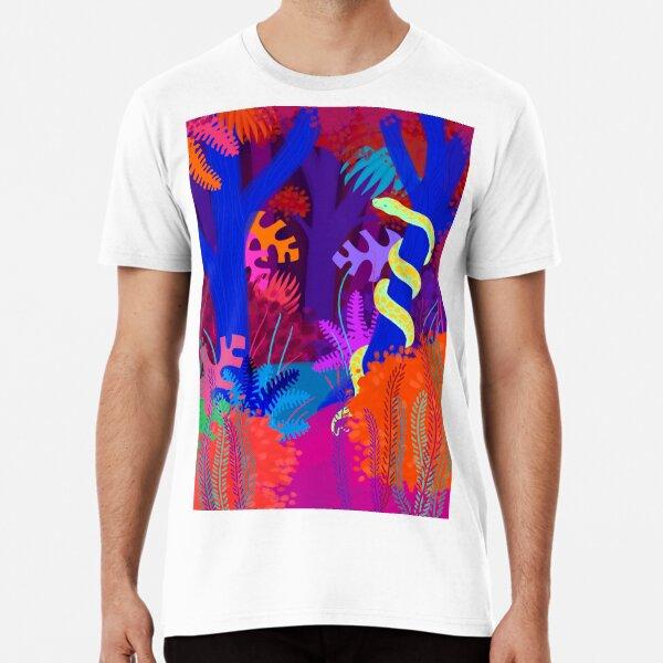 Funky python T-shirt premium