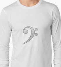Bass love Long Sleeve T-Shirt