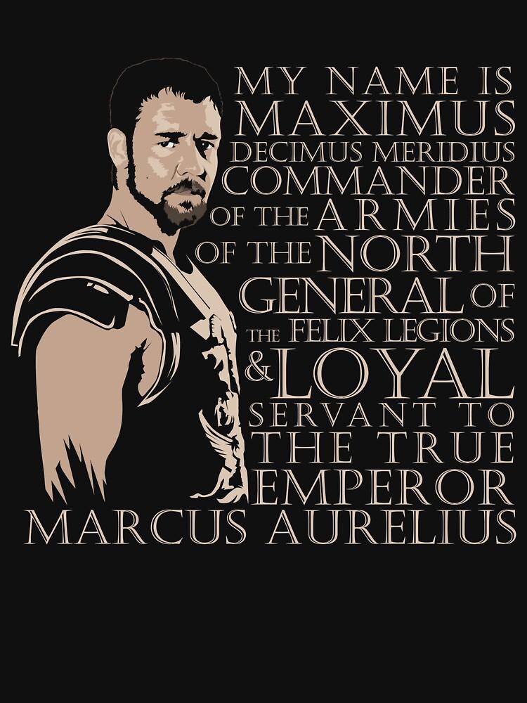 Maximus Decimus de moseisly