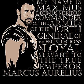 Maximus Decimus by moseisly