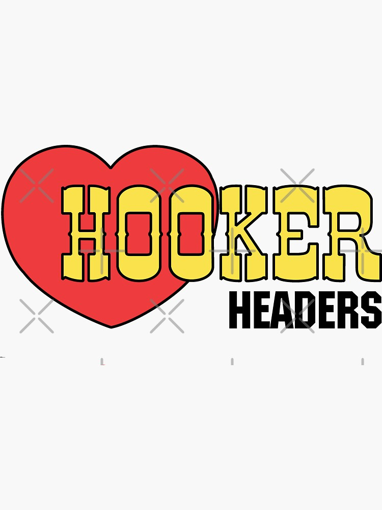 Hooker Headers by ItsMeRuva