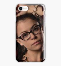 Cosima Niheaus: the sexiest Geek Monkey ever! iPhone Case/Skin