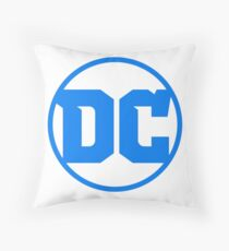 DC Comics, 2016 Edition.  Throw Pillow