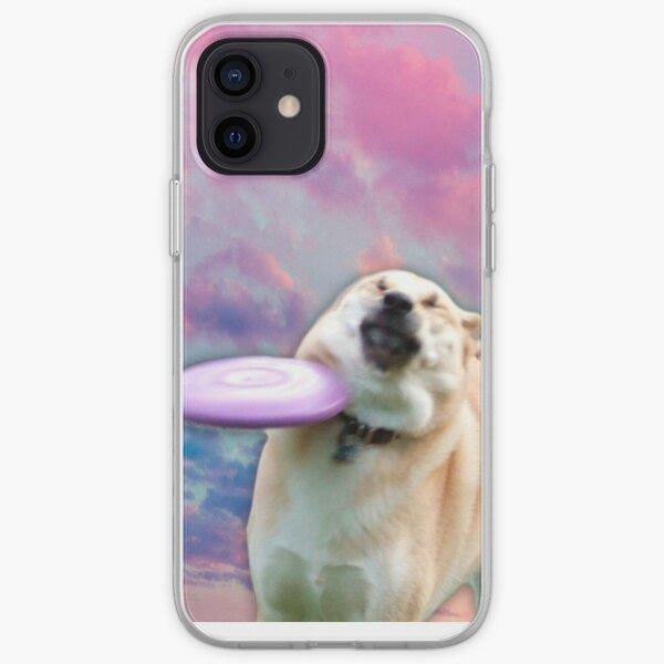 Frisbee Doge iPhone Soft Case