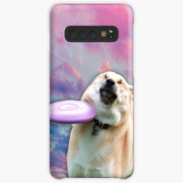 Frisbee Doge Samsung Galaxy Snap Case