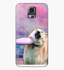 Frisbee Doge Hülle & Skin für Samsung Galaxy