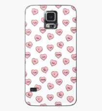 BTS hearts Case/Skin for Samsung Galaxy