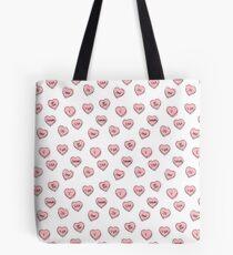 BTS hearts Tote Bag