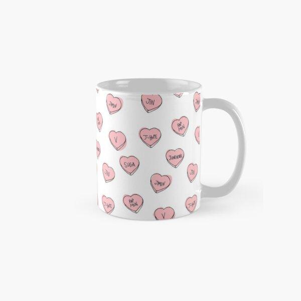 BTS hearts Classic Mug