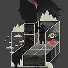Lucid Screaming by Kevin  Keller