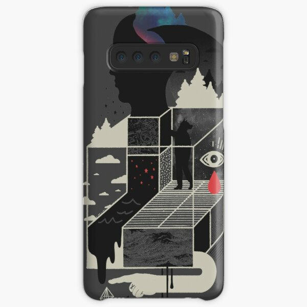 Lucid Screaming Samsung Galaxy Snap Case