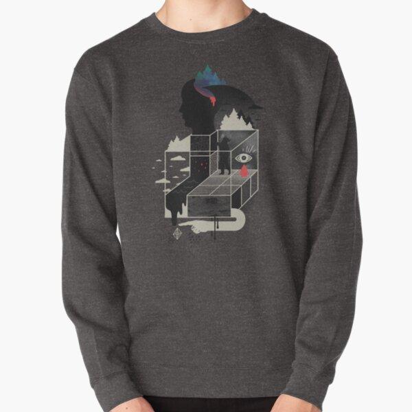 Lucid Screaming Pullover Sweatshirt