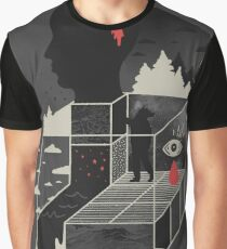 Lucid Screaming Graphic T-Shirt