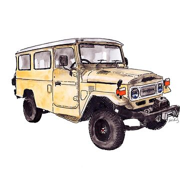 1983 FJ45 Toyota Landcruiser Troopcarrier by k-bryant88