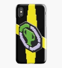 Isometric Game Theory iPhone Case