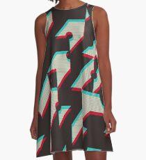 Trend Me Up A-Line Dress