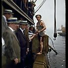 Harry Houdini, 1912 by Dana Keller