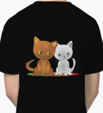 snow and tiger love Classic T-Shirt