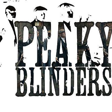 PEAKY BLINDERS - Men behind the name by p-a-z