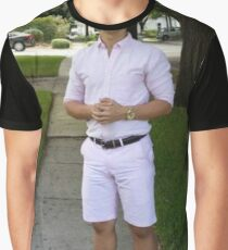 you know i had to do it to em Graphic T-Shirt