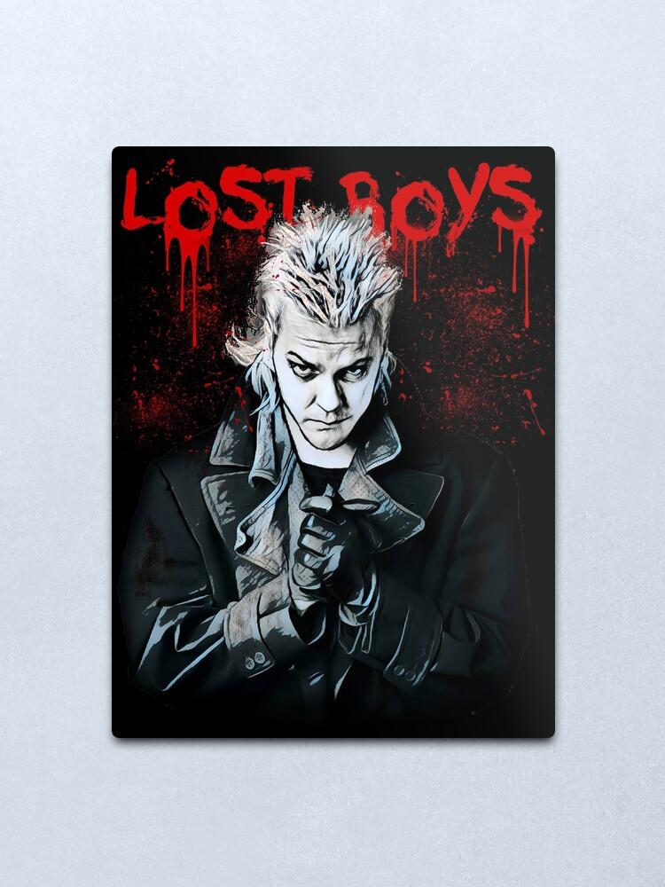 Alternate view of Lost boys Metal Print