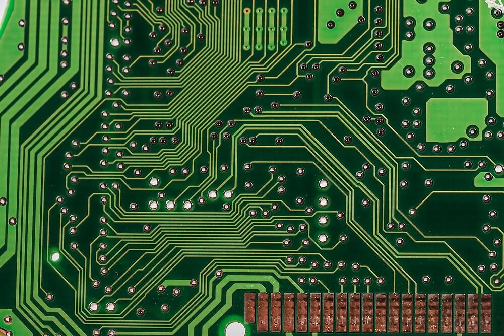 Circuit board by franceslewis