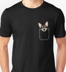 Chihuahua Pocket Pal Shirt T-Shirt