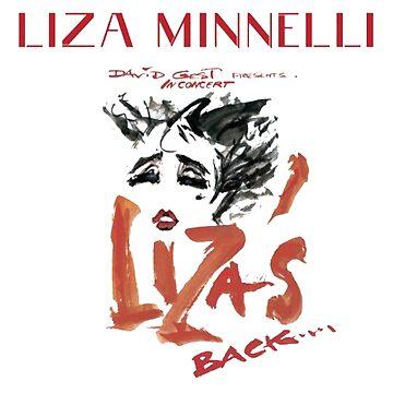Liza's Back by funhomies